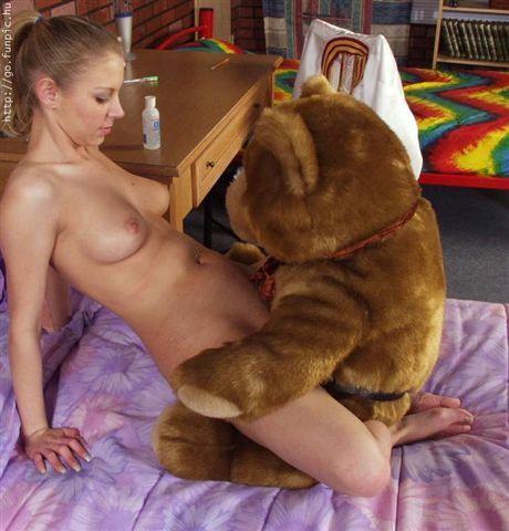 Секс с мягкой игрушкой фото 1485 фотография