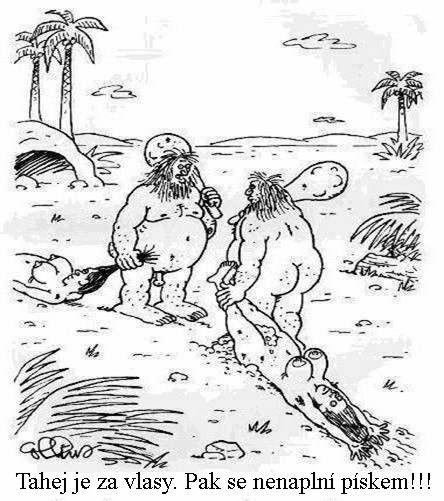 Jeskynní muži