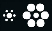 Jsou kruhy stejné?