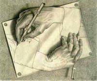 Malující ruce