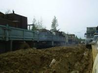 Hlavní tah na Novosibirsk