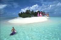 Skotové na Maledivách