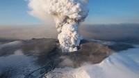 Vtipy o erupci sopky Eyjafjallajökull