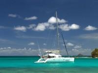 Co takhle pronajmout si v Karibiku jachtu?