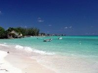 Barbadoské pláže