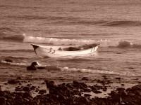 Vlny a moře ostrova Gran Canaria