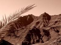 Hory a skály ostrova Gran Canaria