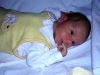 Matěj Tobiáš prosinec 2005