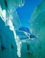 Bossonský ledovec, Francie, Evropa