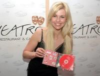 Gábi Gold s novým CD Až jednou...
