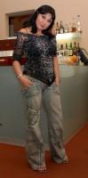 Dáda Patrasová v nových džínách