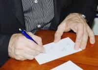 Podpisy slavných