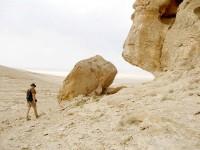 Poušť Sahara, Tunisko, Afrika