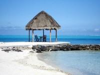 Příjemné posezení na Bora Bora