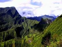 Mont Aorai je se svojí výškou 2066 metrů 3. nejvyšší horou Tahiti