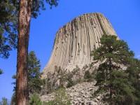 Katedrálová hora Devil's Tower