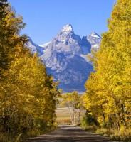 Podzim v Tetonských horách