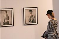 Fotografie vězňů ze série pořízené za zdmi Valdického kláštera.