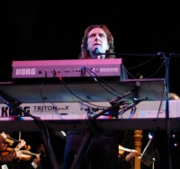 Zpěvák a skladatel Eric Troyer