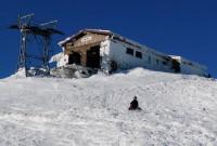 Sáňkování ze Sněžky