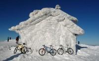 Na Sněžku na kole? Proč ne!