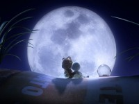 Cesta na Měsíc fotogalerie