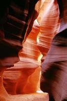 Antelope Canyon a jeho kouzelné barvy