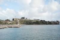 puvodni pevnost Fort Saint Louis (Autor: srr)