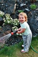 Koukněte jaká jsem zahradnice!