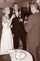 Svatba se musí pořádně zapít