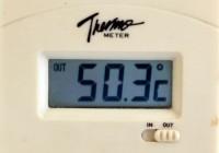 Teploty v červenci 2010 dosahují rekordů