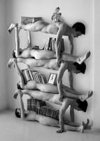 Lidský nábytek