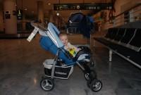 Na letišti na Lanzarote