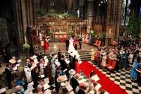 Královská svatba se konala ve Westminsterském opatství 29. dubna 2011