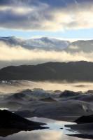 Pohled na Hoffellsjökull