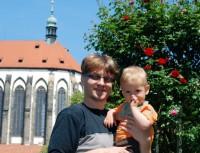 Ve Františkánské zahradě