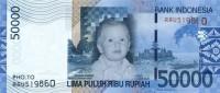 V Asii mojí podobiznu najdete na indonéských rupiích