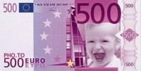 Nová podoba 500 eur