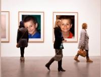 Na výstavě obrazů
