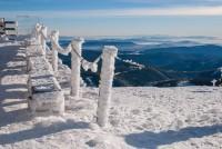 Zimní Sněžka
