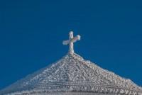 vrcholek kaple sv. Vavřince