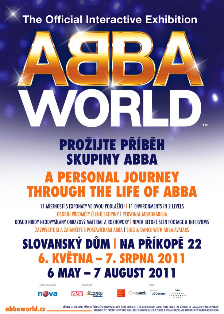 AbbaWorld exhibition in Prague