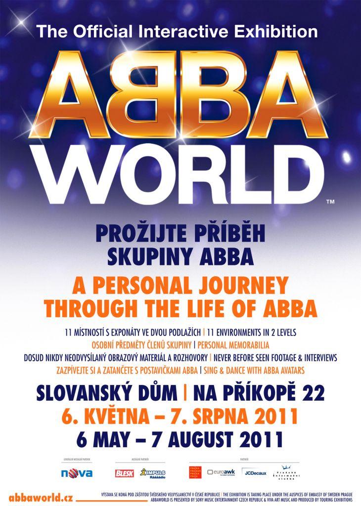 AbbaWorld exhibition in Prague