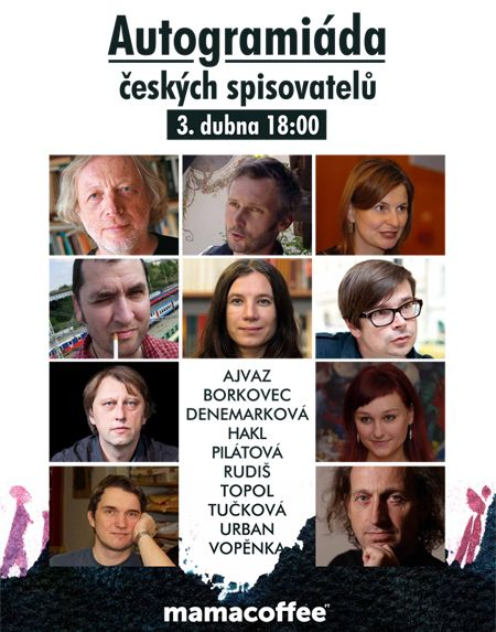 (Autor: Festival spisovatelů)