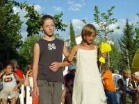 Novomanželé Koubovi na společné cestě životem