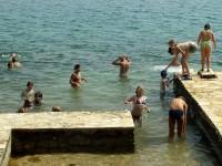 Děti byly doslova vodní živly