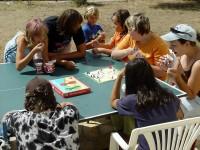 Hráli jsme šachy nebo Člověče nezlob se