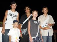 Missáci:Martin,Honza,David,Jarek a Jára