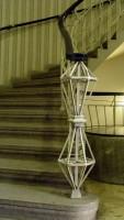 Kubistické schodiště