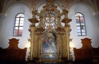 Kapitulní síň Strahovského kláštera
